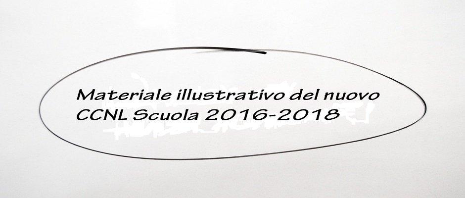 Materiale nuovo CCNL 2016-2018