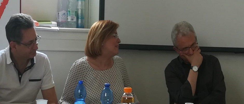 Eletta la nuova segreteria della CISL SCUOLA DEI LAGHI